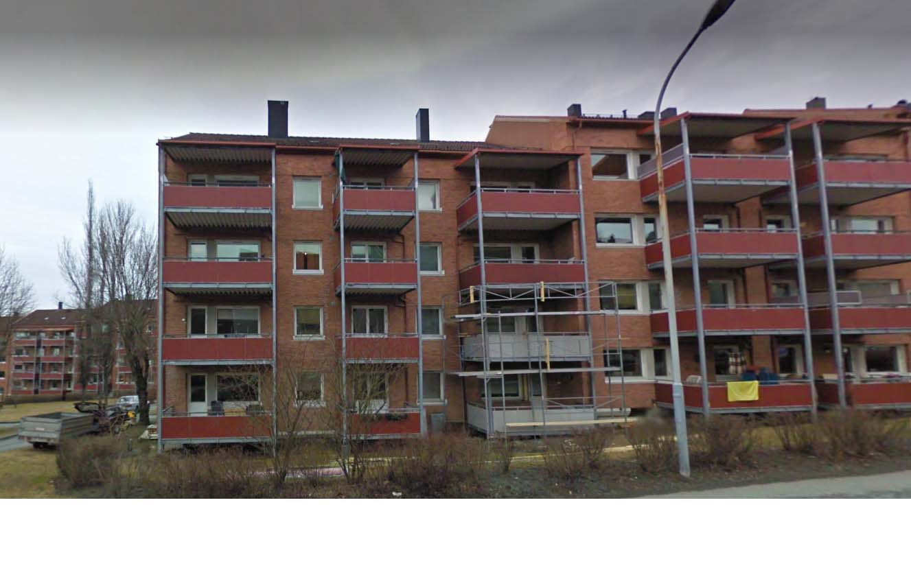 Balkonger og vinduer – Fremdriftsplan FA 30-56